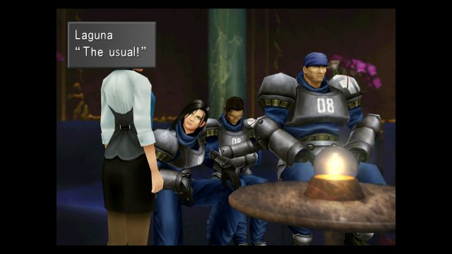 final fantasy 8 remastered review