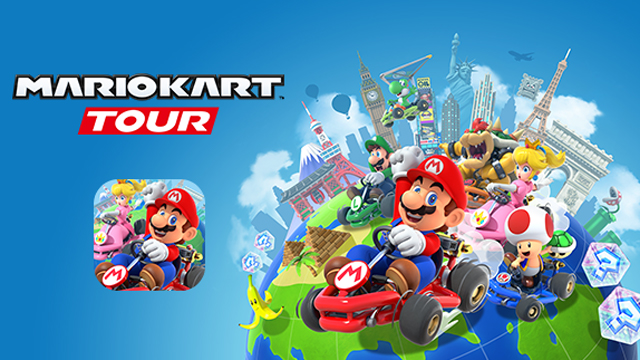 mario kart tour servers are experiencing heavy traffic