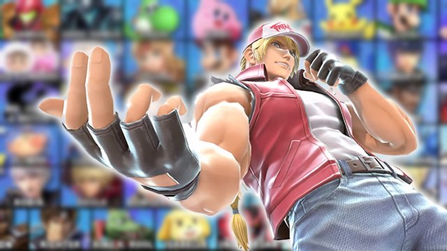 Why you should be excited about Terry Bogard in Super Smash Bros. Ultimate