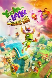 Box art - Yooka-Laylee and the Impossible Lair