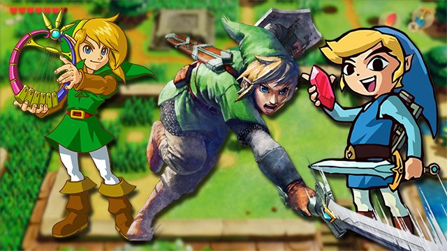 Link's Awakening isn't the only Zelda Switch remaster we need to see