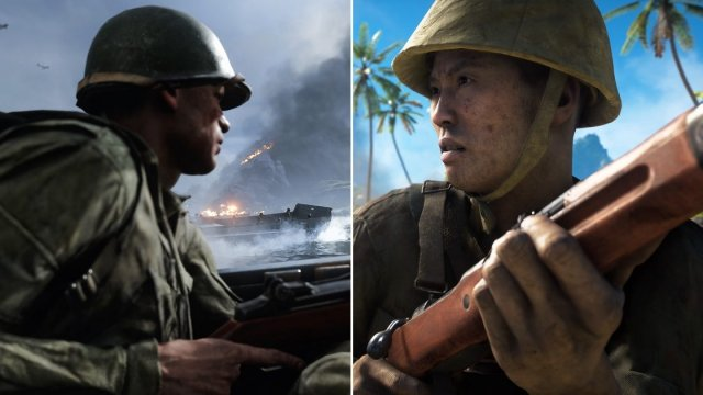 Battlefield 5 War in the Pacific Maps
