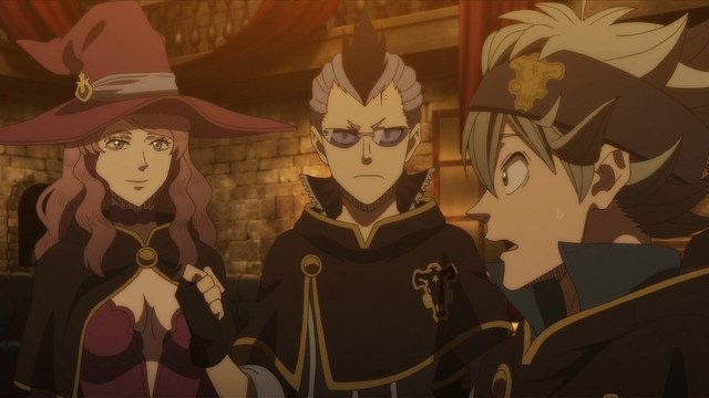 Black Clover Episode 107