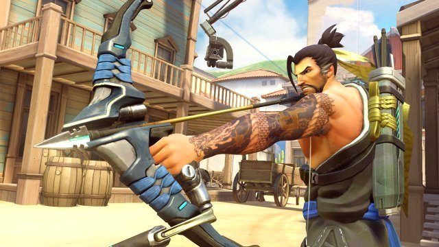 Blizzard Hong Kong controversy Overwatch Hanzo