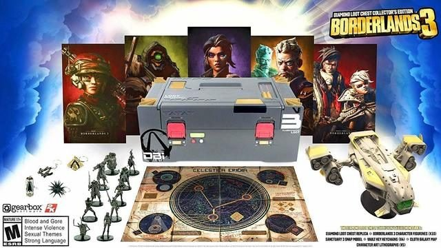 Borderlands 3 Diamond Loot Chest in-game location