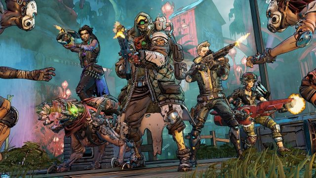 Borderlands 3 Getting a Little on the Side