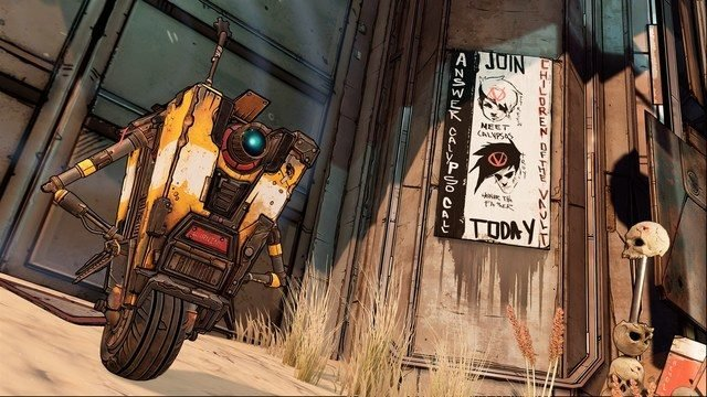 Borderlands 3 Technical Monster Wheels