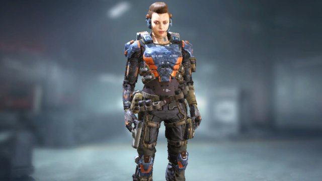 Call of Duty Mobile Female Characters Battery