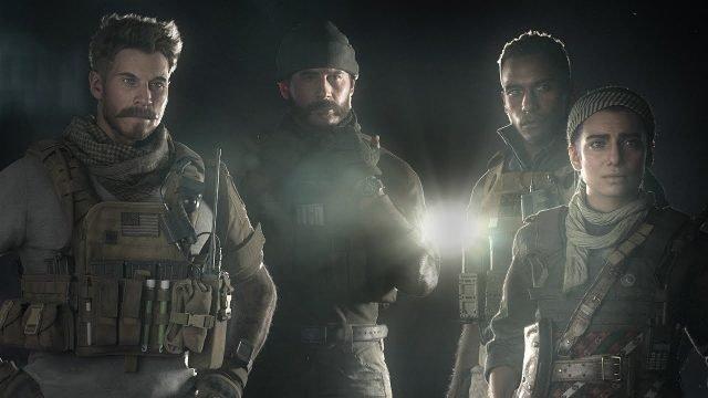 Call of Duty Modern Warfare Stuttering Cutscenes