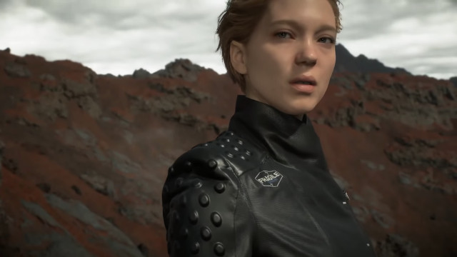 Death Stranding Epic Games Store exclusive
