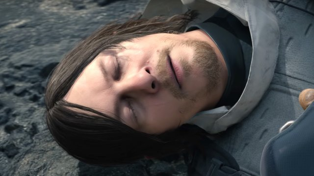 Death Stranding Game Over
