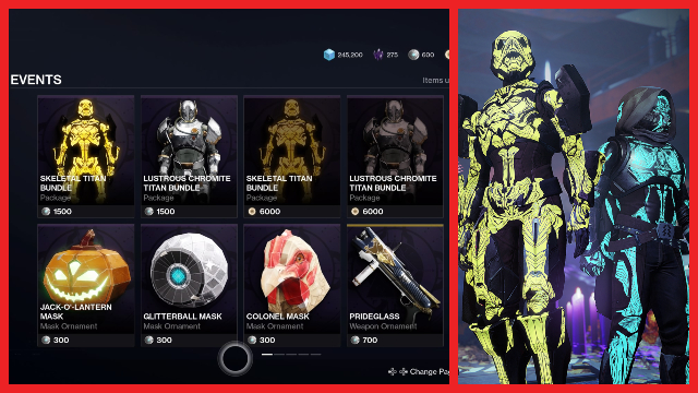 Destiny 2 Festival Of The Lost 2020.Destiny 2 Festival Of The Lost All Eververse Items