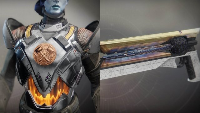 Destiny 2 Scarlet Keep Solo Gear