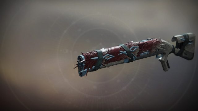 Destiny 2 altars of sorrow shotgun