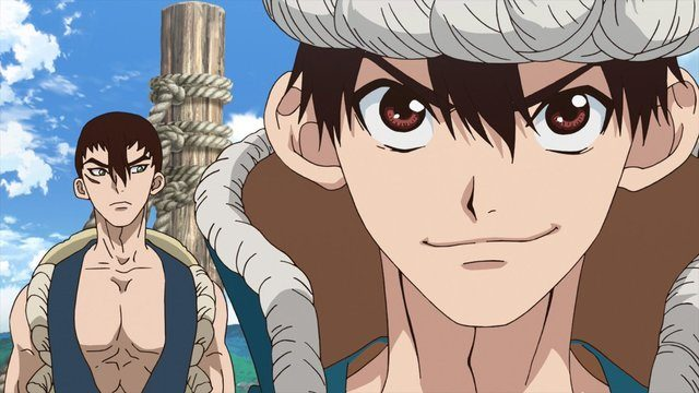 Dr. Stone Episode 18