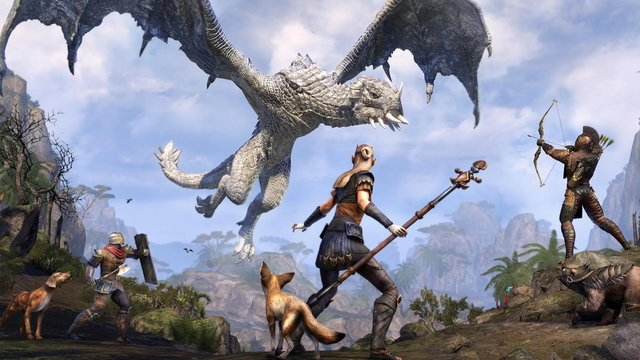 ESO 'Slay Dragons, Save Cats'