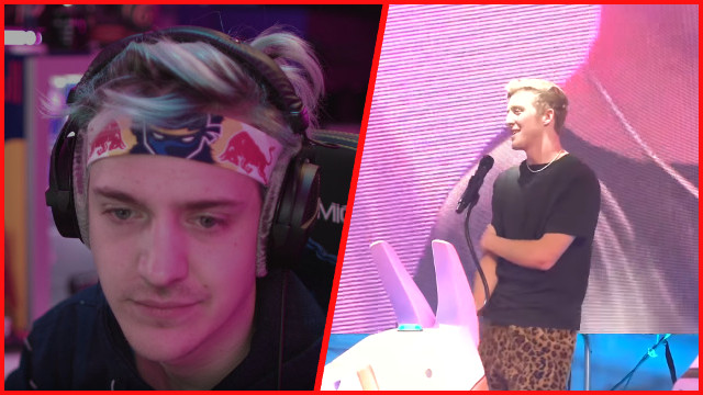 Fortnite Ninja Tfue drama