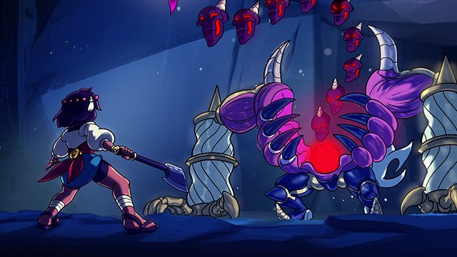 Why Indivisible is an RPG and not a fighting game Skullgirls follow-up