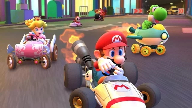 Mario Kart Tour Item Tickets