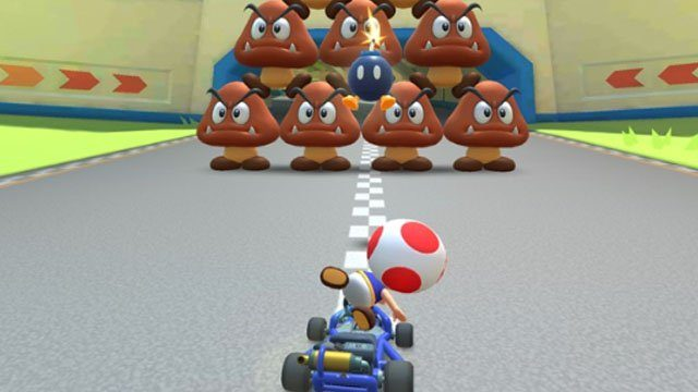 Mario Kart Tour Quick Ticket