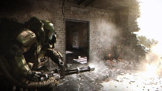How many maps are in Modern Warfare