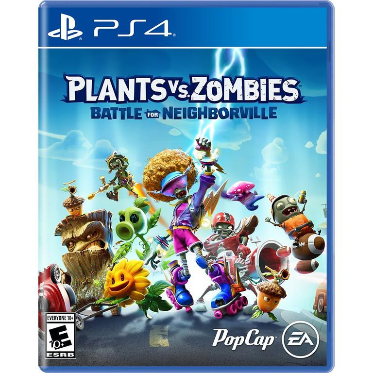 Box art - Plants vs. Zombies: Battle for Neighborville