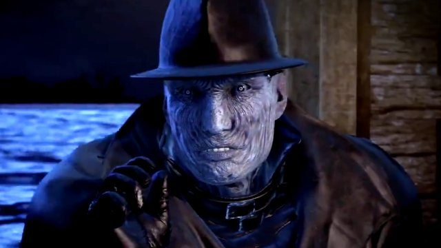 Resident Evil 2 Monster Hunter World crossover Mr X Handler