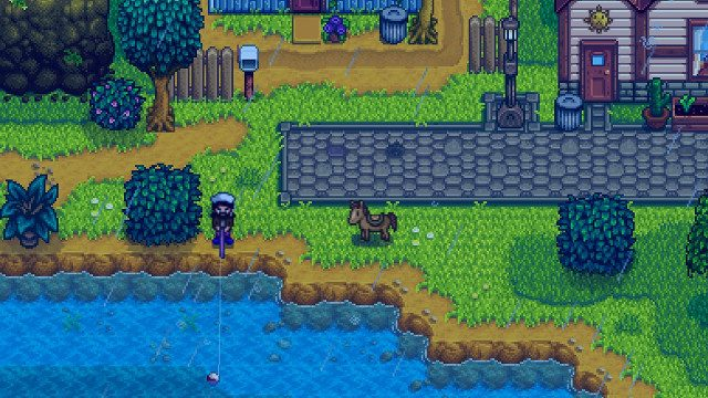 Stardew Valley Best Fishing Spot Per Season