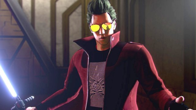 No More Heroes 3 trailer The Game Awards 2019