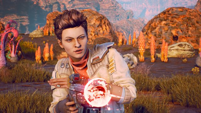 The Outer Worlds Switch release date