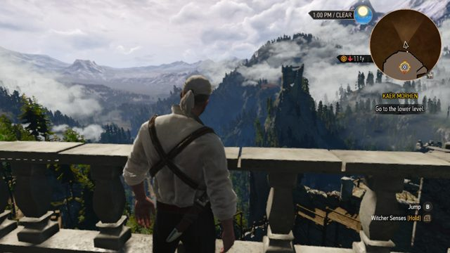 The Witcher 3 Switch Review