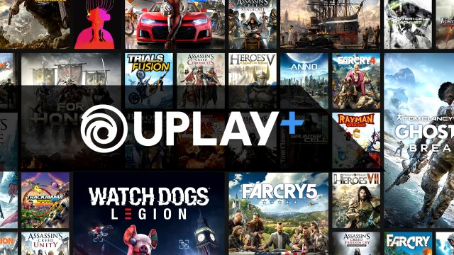 Uplay Plus trial