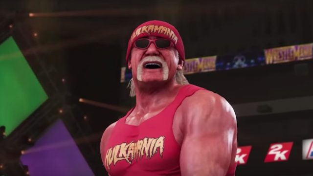 WWE 2K20 Image Uploader Bug
