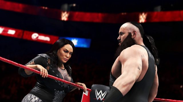 WWE 2K20 patch notes update 1.07 February 7 2020