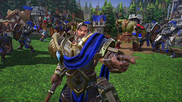 Warcraft 3 Reforged patch notes beta 1.32.0.5