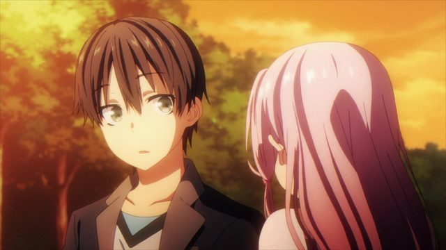 Oresuki Are You the Only One Who Loves Me? Episode 5