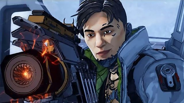 Apex Legends leak apparently reveals upcoming characters