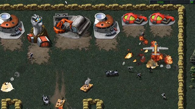 Command and Conquer Remastered will retain the same art style as the original