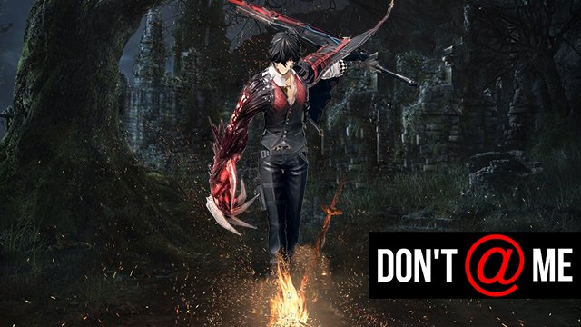 Don't @ Me | Not every action game needs to copy Dark Souls
