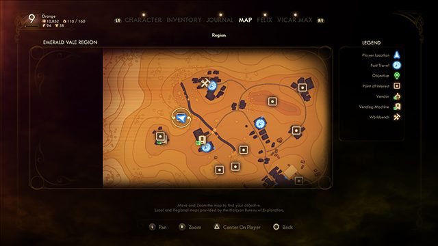 The Outer Worlds Fistful of Digits | Where to find the fingers