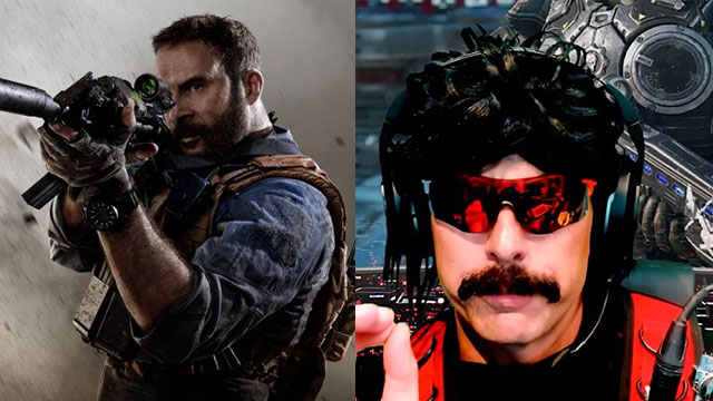 Dr Disrespect's Modern Warfare Gunfight cross platform tournament idea has pros excited