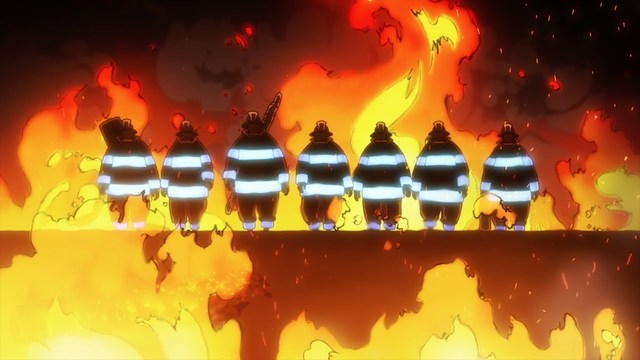 fire force episode 12
