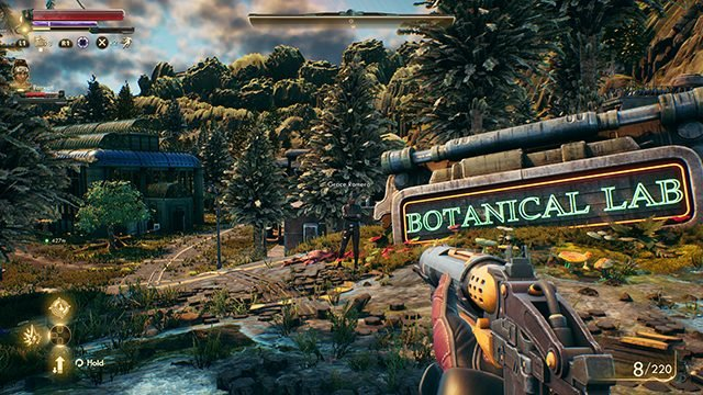 The Outer Worlds A Few Kindred Spirits | Where to find Zoe
