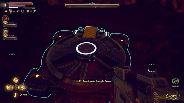 The Outer Worlds Errors Unseen