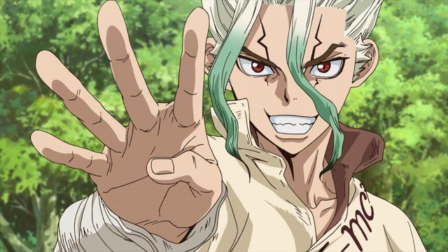 Dr. Stone episode 19