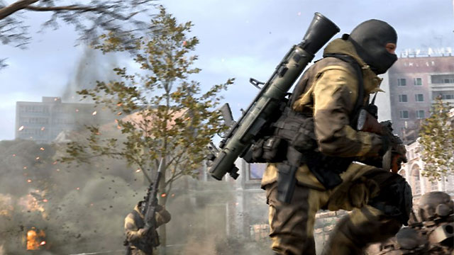 Modern Warfare players want map voting back