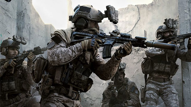 Modern Warfare battle royale mode found in leaked multiplayer modes list