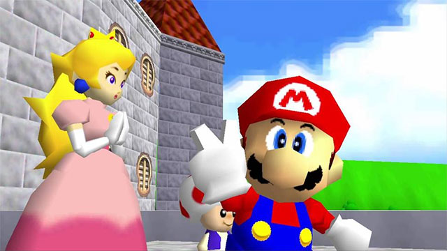 Two Super Mario 64 speedrun world records broken in a single session
