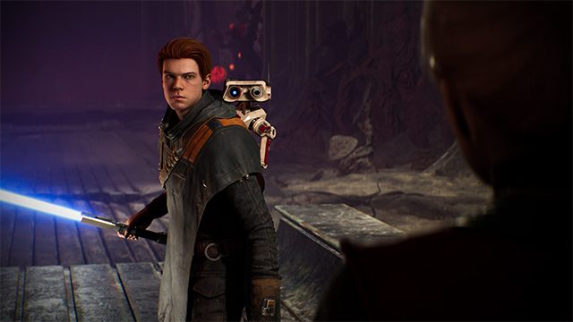 The Souls is strong with Star Wars Jedi: Fallen Order