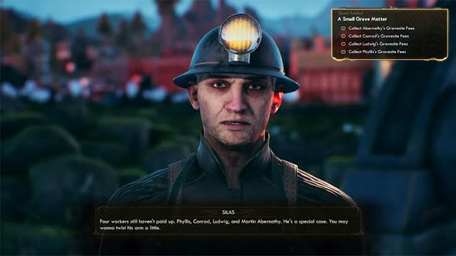 How to fix The Outer Worlds small text size